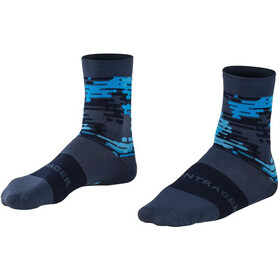 Bontrager Race Quarter-Cut Socken Herren battleship blue